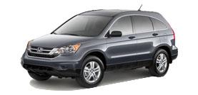 Used 2011 Honda CR-V 4WD 5dr EX-L