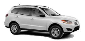 2011 Hyundai Santa Fe FWD 4dr V6 Auto Limited