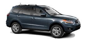used 2011 Hyundai Santa Fe Limited