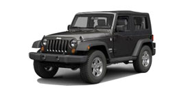2011 Jeep Wrangler 4WD 2dr