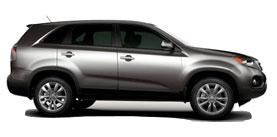 2011 Kia Sorento LX 4D Sport Utility