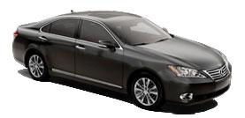 2011 Lexus ES 350 image