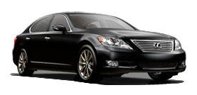 2011 Lexus LS 460 image