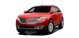 2011 LINCOLN MKX 4D Sport Utility
