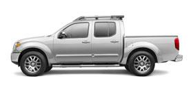 2011 Nissan Frontier Crew Cab image