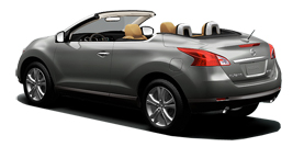 2011 Nissan Murano CrossCabriolet Base 2D Sport Utility