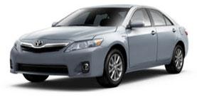 2011 Toyota Camry Hybrid 4D Sedan
