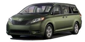 used 2011 Toyota Sienna VAN