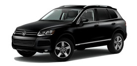 used 2011 Volkswagen Touareg Lux