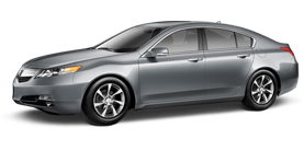 used 2012 Acura TL Auto
