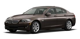 Used 2012 BMW 5 Series 550i