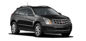 2012 Cadillac SRX Luxury 4D Sport Utility