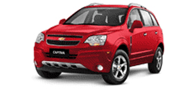 used 2012 Chevrolet Captiva Sport Fleet LS