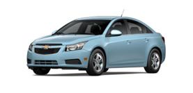 2012 Chevrolet Cruze 1LT 4D Sedan