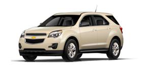 2012 Chevrolet Equinox LS 4D Sport Utility