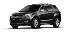 2012 Chevrolet Equinox LTZ 4D Sport Utility