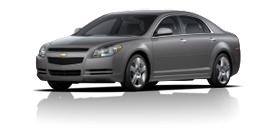 used 2012 Chevrolet Malibu LT w/1LT