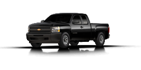 2012 Chevrolet Silverado 1500 LTZ Truck Extended Cab