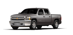 used 2012 Chevrolet Silverado 1500 LT