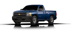 used 2012 Chevrolet Silverado 1500 Work Truck