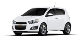 Used 2012 Chevrolet Sonic LTZ w/Heated Leather Seats