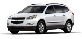 2012 Chevrolet Traverse image