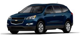 used 2012 Chevrolet Traverse LT w/2LT