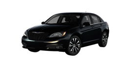 2012 Chrysler 200 4dr Sdn S