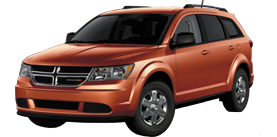 Used 2012 Dodge Journey American Value Pkg
