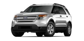 2012 Ford Explorer image