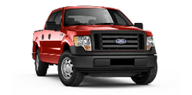 2012 Ford F-150 2WD SuperCrew