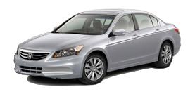 used 2012 Honda Accord Sdn EX-L