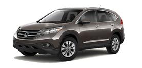 2012 Honda CR-V EX-L 4D Sport Utility