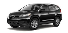 2012 Honda CR-V LX 4D Sport Utility