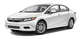 Used 2012 Honda Civic Sdn EX-L