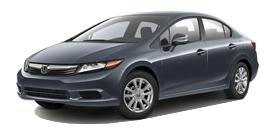 Used 2012 Honda Civic Sedan Automatic EX