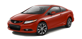 2012 Honda Civic Cpe image