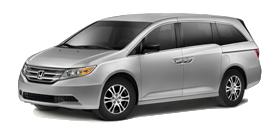 Used 2012 Honda Odyssey EX-L