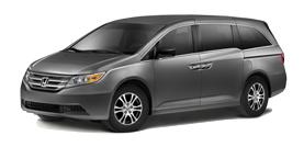 2012 Honda Odyssey image