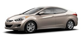 2012 Hyundai Elantra 4dr Sdn Auto GLS (Alabama Plant)