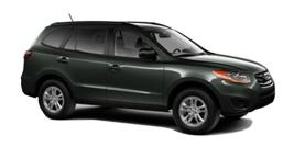 2012 Hyundai Santa Fe GLS 4D Sport Utility