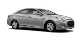used 2012 Hyundai Sonata Hybrid
