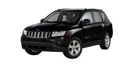 2012 Jeep Compass Latitude 4D Sport Utility