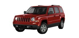 2012 Jeep Patriot Sport 4D Sport Utility
