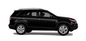 2012 Kia Sorento 2WD 4dr V6 EX