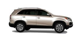 2012 Kia Sorento 2WD 4dr I4-GDI LX