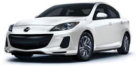 2012 Mazda Mazda3 4dr Sdn Auto i Touring