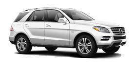 2012 Mercedes-Benz M-Class image
