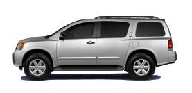 2012 Nissan Armada 2WD 4dr