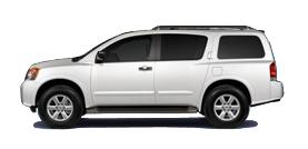 Used 2012 Nissan Armada SV